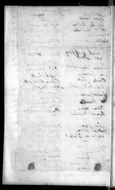 October 31, 1786, Henrico, For repeal of those portions of incorporation act that promote religious distinctions.