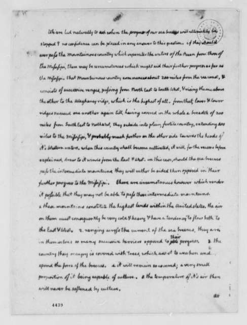 Thomas Jefferson to Jean Baptiste le Roy, November 13, 1786