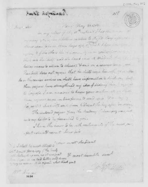 Thomas Jefferson to John Adams, May 30, 1786