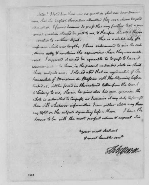 Thomas Jefferson to John Jay, May 23, 1786