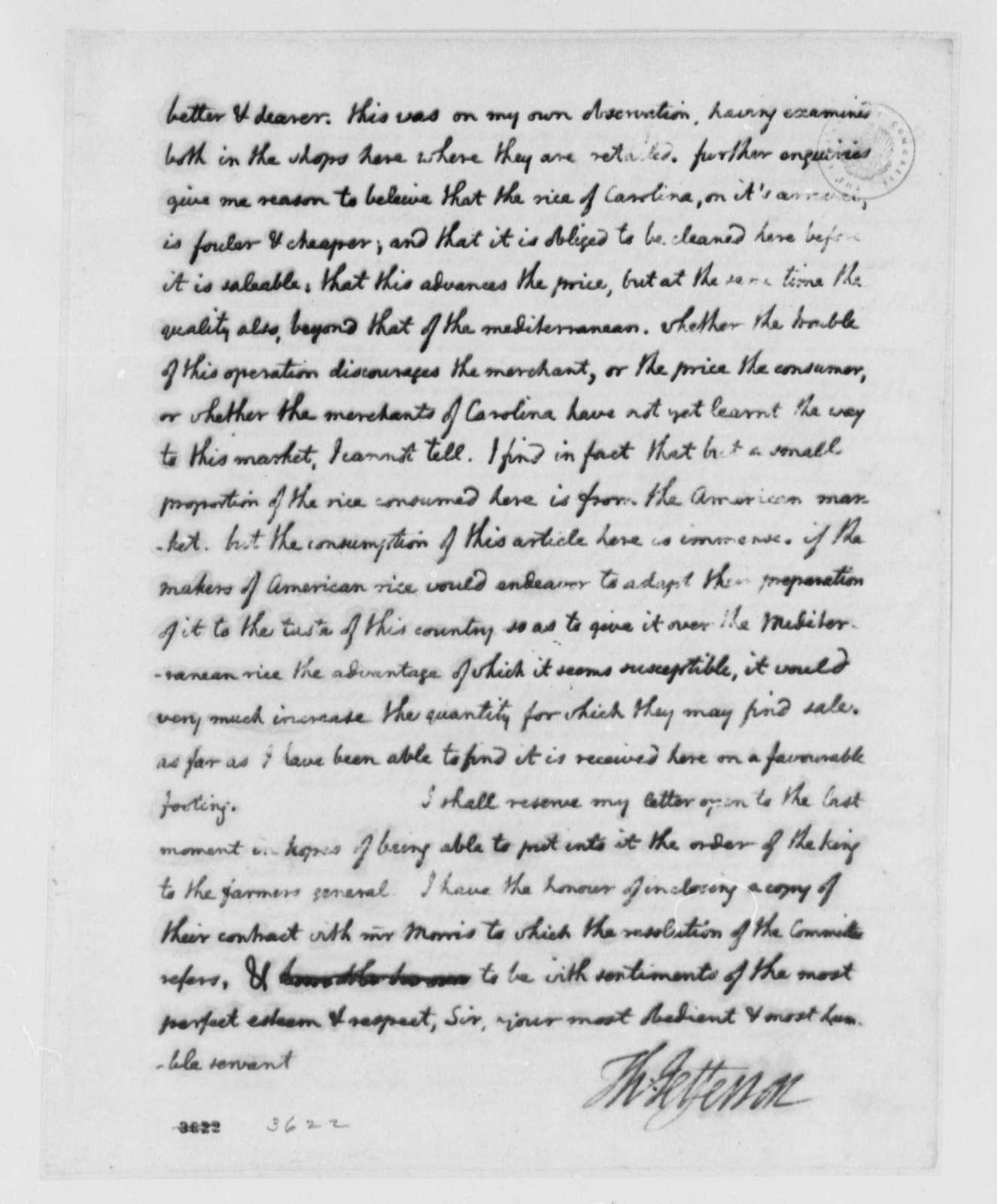 Thomas Jefferson to John Jay, May 27, 1786
