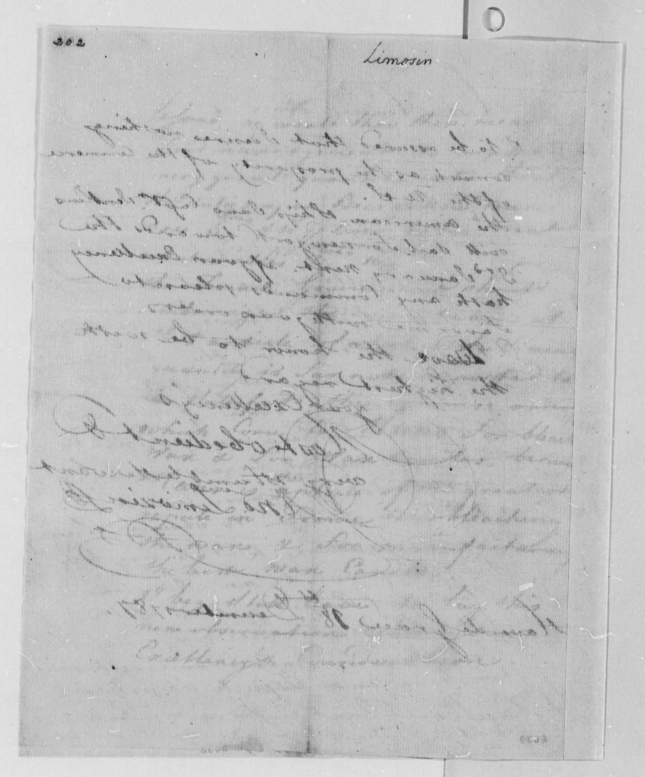Andre Limozin to Thomas Jefferson, December 18, 1787
