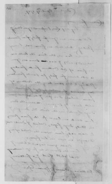 John Sullivan to Thomas Jefferson, April 27, 1787