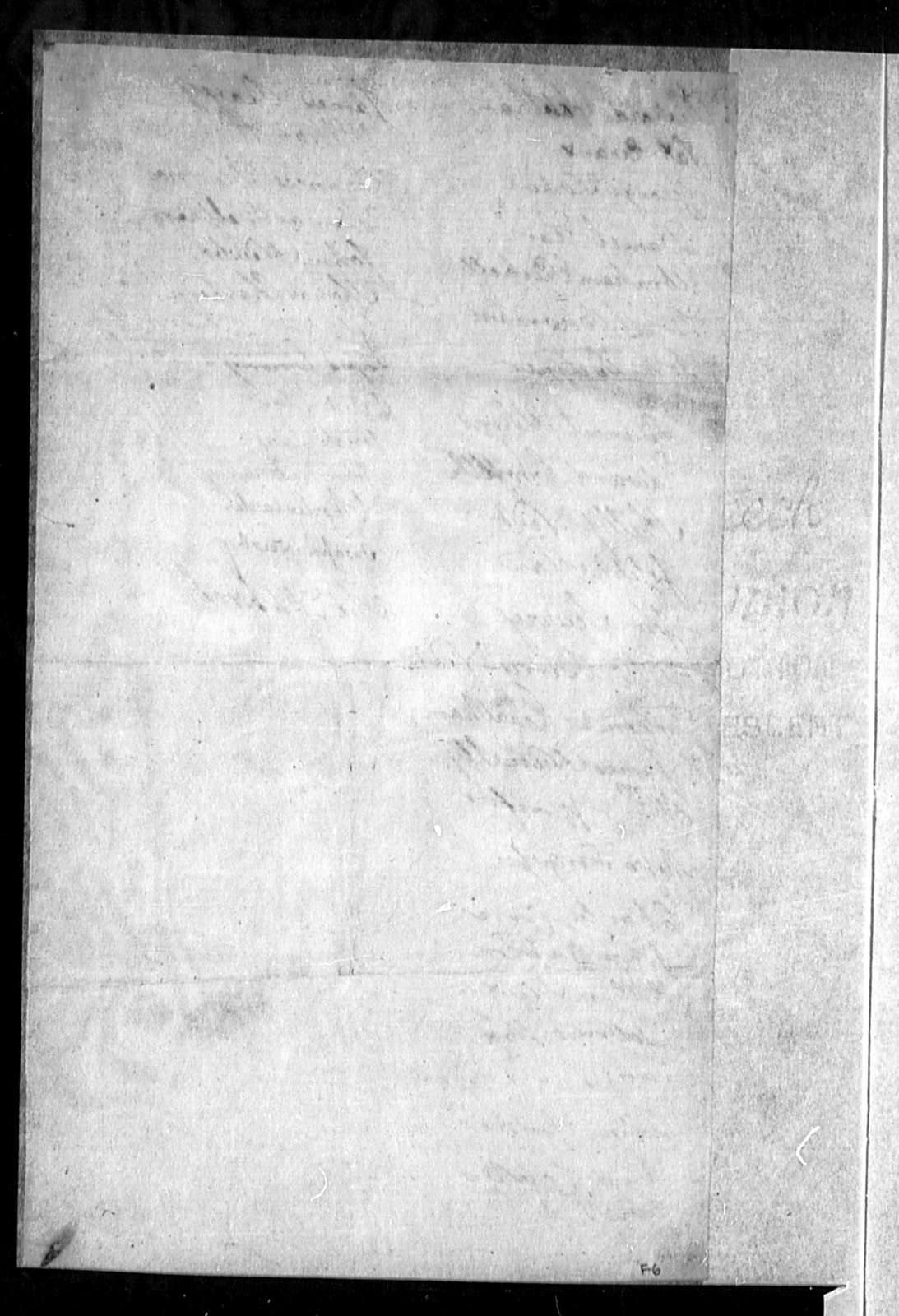 November 20, 1787, Chesterfield, For some plan whereby all would benefit from glebes, i.e., sale of glebes.