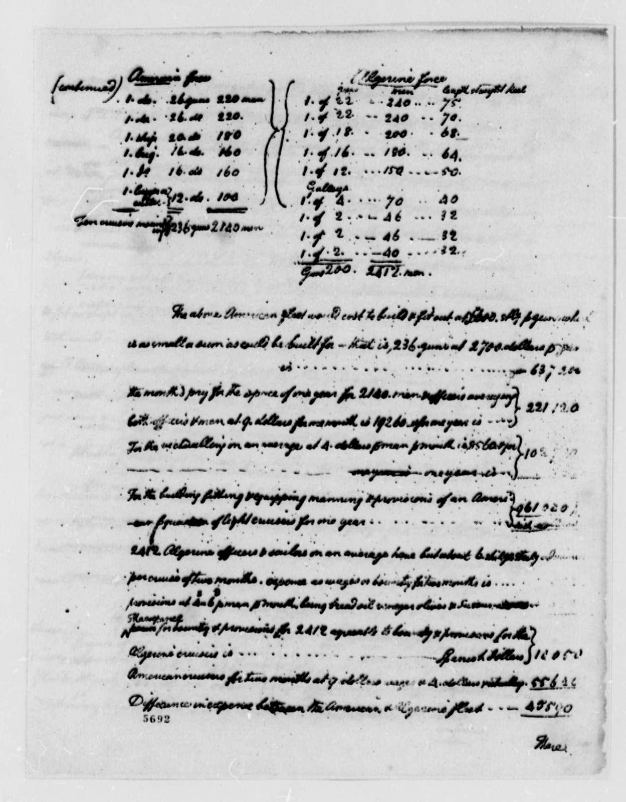 Richard O'Brien to Thomas Jefferson, September 25, 1787