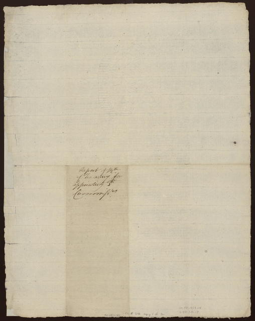 The Board of Treasury to whom was referred a motion for repealing the ordinance of the 13th of October last, and that the board be directed to report an ordinance for the expeditious and equitable settlement of the accounts between the United States, and the individual states, beg leave to report the following ordinance ...