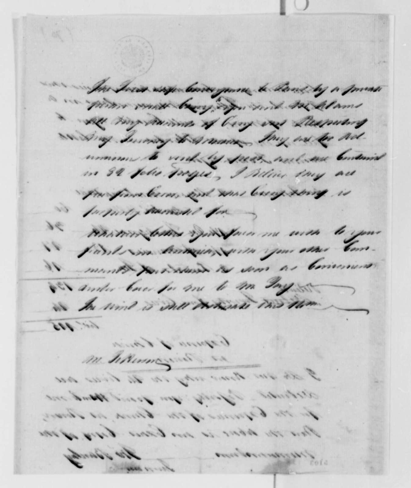 Thomas Barclay to Thomas Jefferson, June 12, 1787