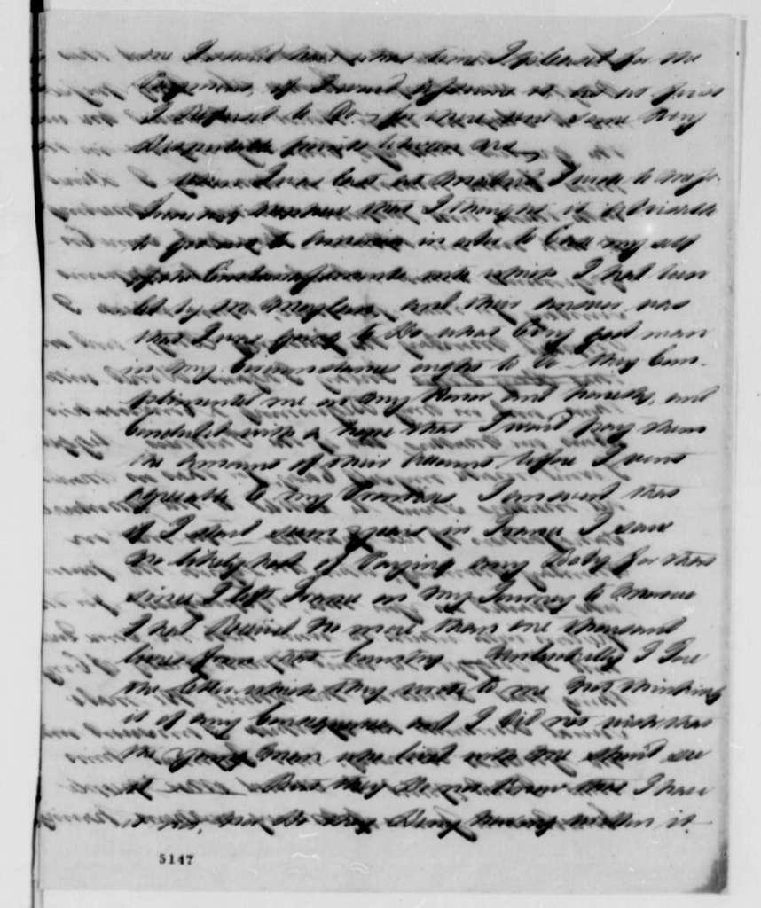 Thomas Barclay to Thomas Jefferson, June 29, 1787