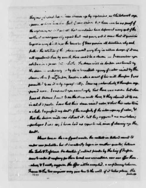 Thomas Jefferson to Charles Thomson, September 20, 1787