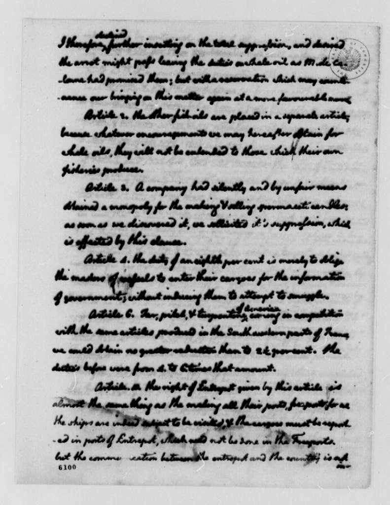 Thomas Jefferson to John Jay, December 31, 1787