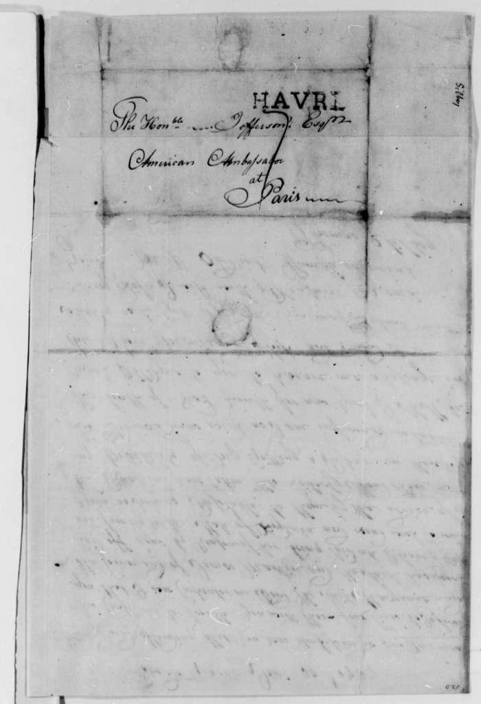 Thomas Silbey to Thomas Jefferson, January 30, 1787