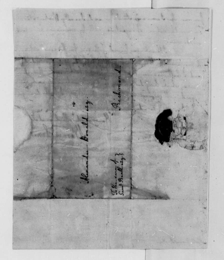 Warner Lewis to Alexander Donald, December 22, 1787