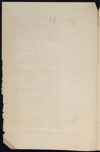 We the people of the states of New-Hampshire, Massachusetts, Rhode-Island and Providence Plantations, Connecticut, New-York, New-Jersey, Pennsylvania, Delaware, Maryland, Virginia, North-Carolina, South-Carolina, and Georgia, do ordain, declare and establish the following constitution for the government of ourselves and our posterity.