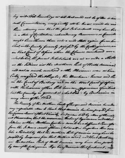 Andrew Turnbull to Edward Rutledge, 1788