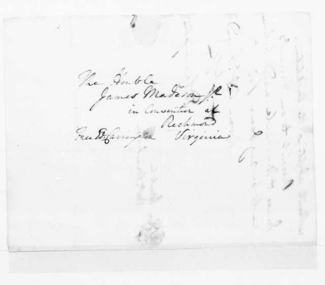 Edward Carrington to James Madison, June 17, 1788.