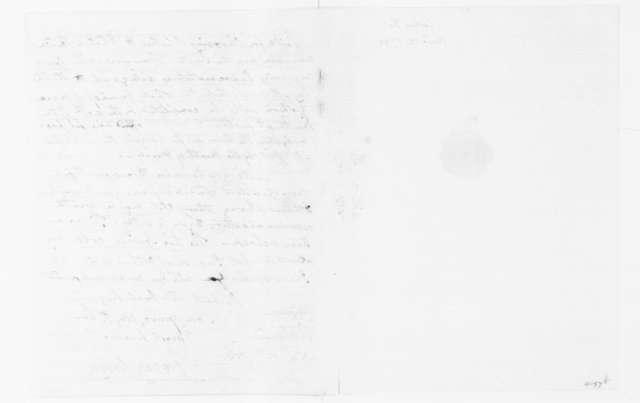 Francis Corbin to James Madison, November 12, 1788.