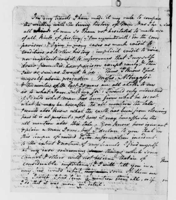 John Ledyard to Thomas Jefferson, July 1788