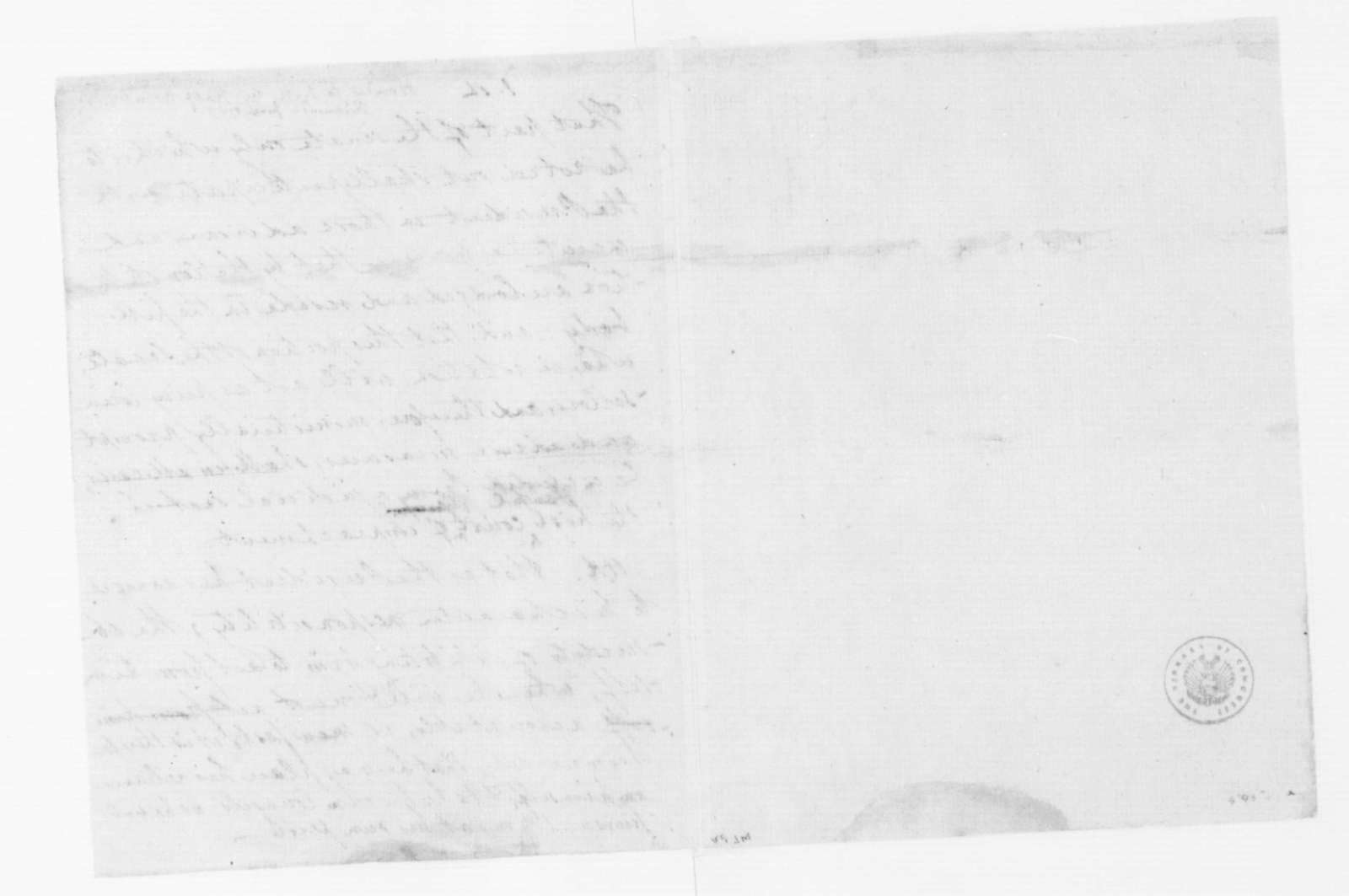 Ralph Wormeley Jr. to James Madison, June, 1788. Notes, Virginia Convention on the Federal Constitution.