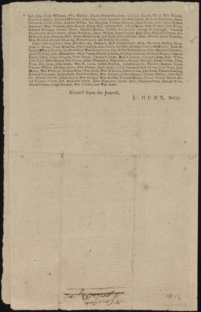 State of North-Carolina. In convention, August 1, 1788 : The order of the day for taking up the report of the committee of the whole convention, on the proposed Constitution for the government of the United States of America, was called for and read ...