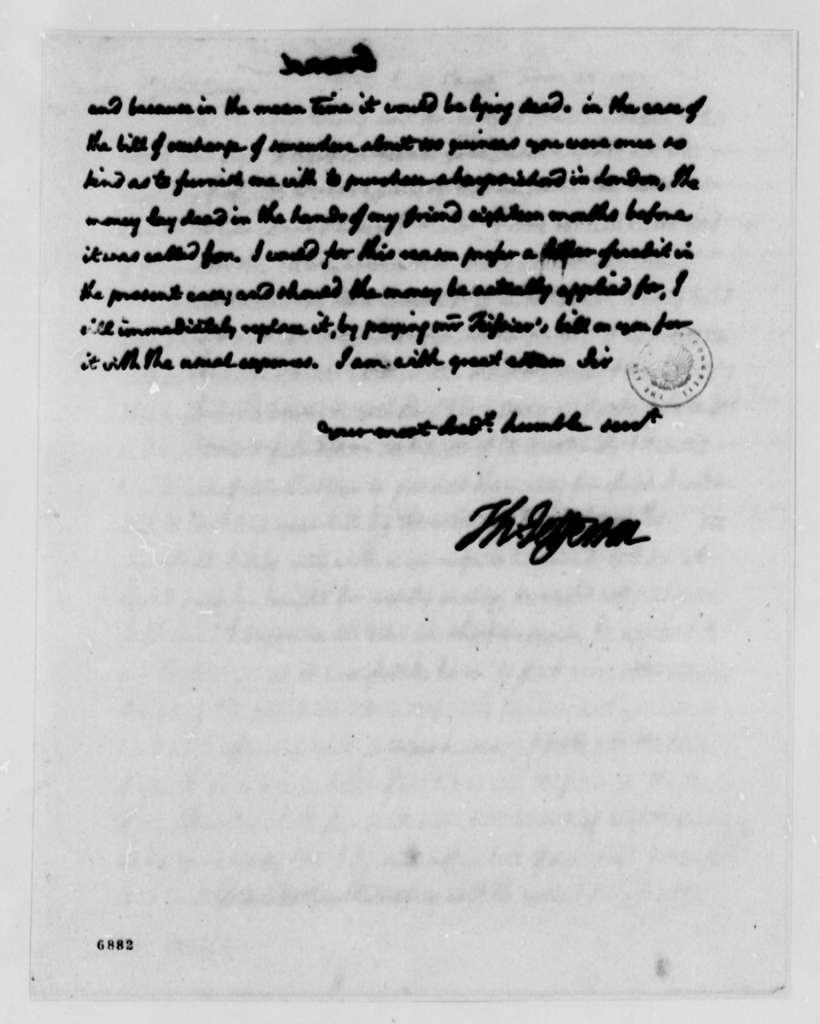 Thomas Jefferson to Ferdinand Grand, June 26, 1788
