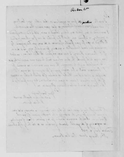 William Gordon to Thomas Jefferson, July 8, 1788