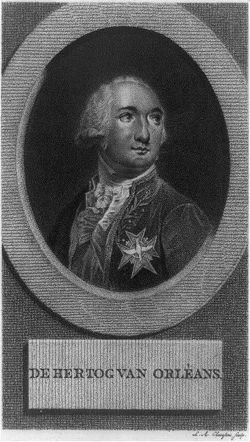 De Hertog Van Orléans / L.A. Claessens, sculp.