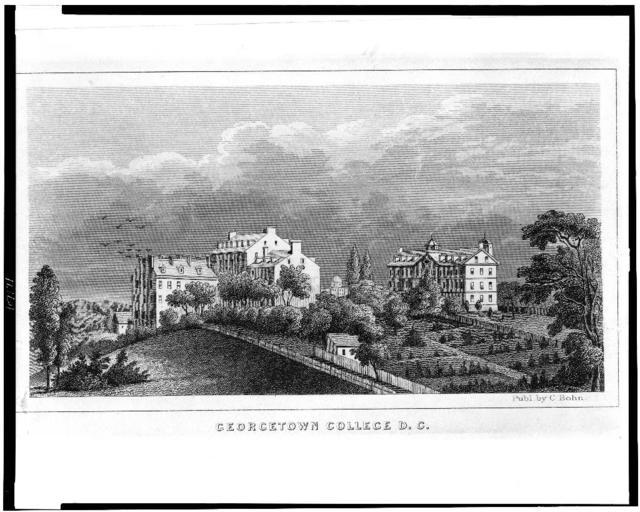Georgetown College D.C.