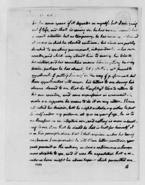 Thomas Jefferson to John Trumbull, June 1, 1789
