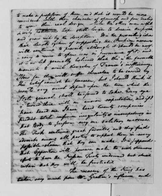 Thomas Lee Shippen to Thomas Jefferson, March 16, 1789