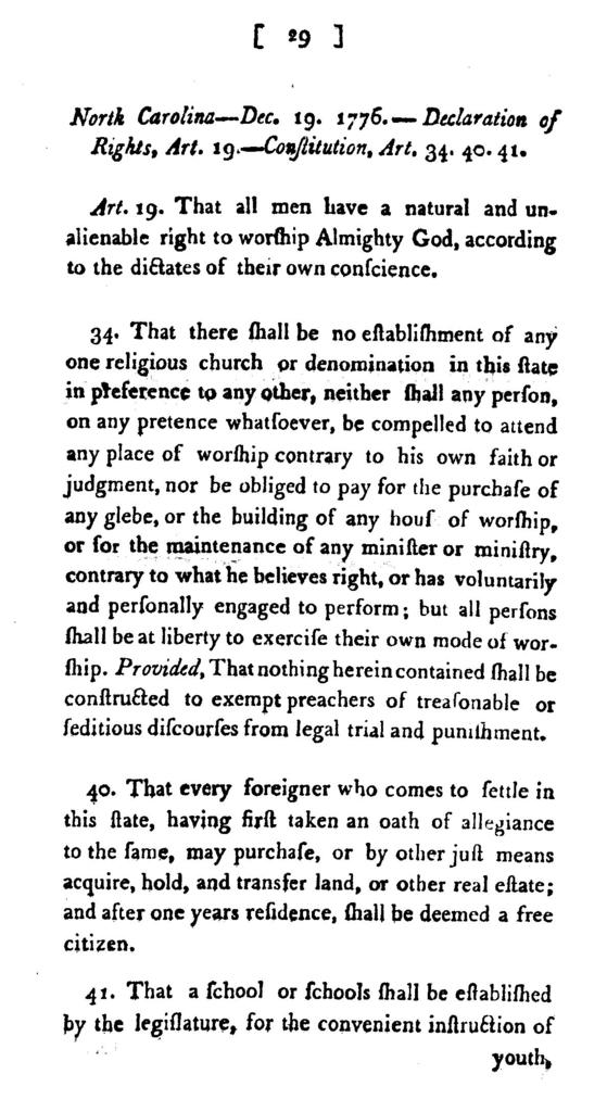 A short account of the establishment of the new See of Baltimore in Maryland : and of consecrating the Right Rev. Dr. John Carroll first bishop thereof on the feast of the assumption, 1790 : with a discourse delivered on that occasion, and the authority for consecrating the bishop, and erecting and administering the said see : to which are added extracts from the different bills of right and Constitution of the United States.