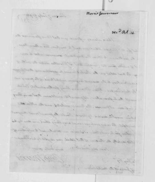 Gouverneur Morris to John Jay, July 7, 1790