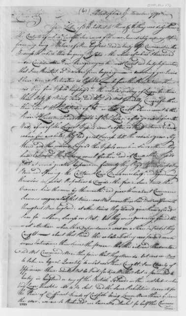 Joseph Anthony to Tench Coxe, November 27, 1790