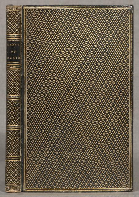 Le triomphe de la Mort / grave´ d'apres les desseins de Holbein par W. Hollar.  [London : s.n., 1790]  [28] p., [32] leaves of plates : ill., 2 ports. ; 20 cm.