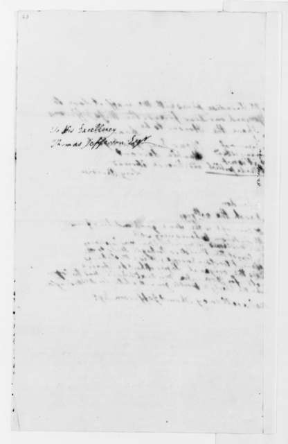 Lucy Ludwell Paradise to Thomas Jefferson, March 20, 1790