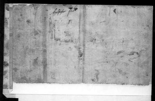 October 30, 1790, Culpeper, Favors sale of glebes.
