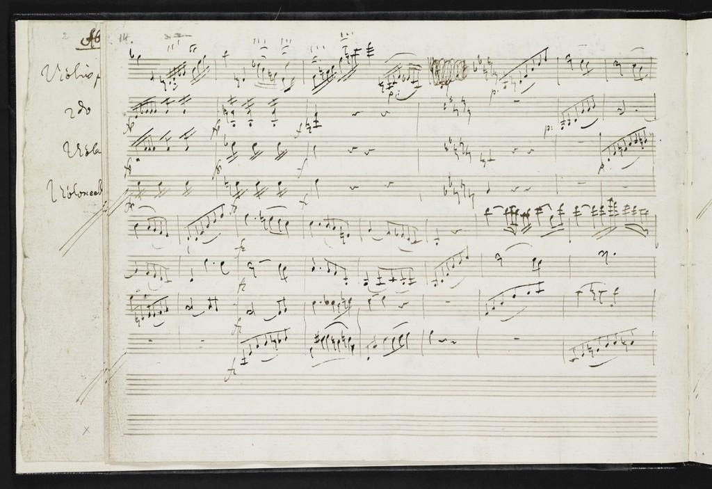 Quartetto 5. in Es
