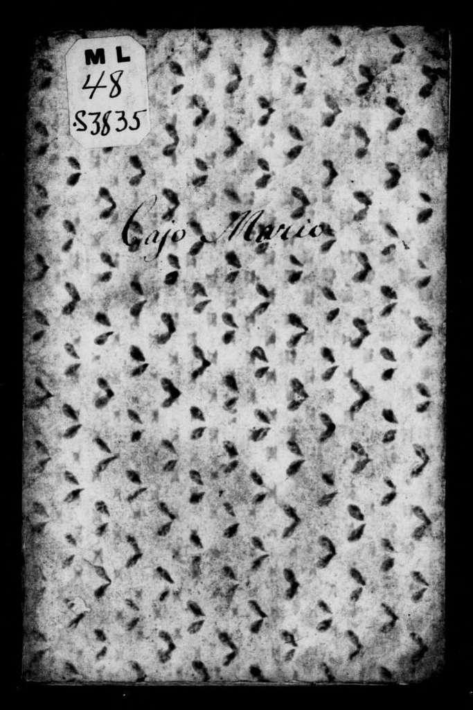 Campestre (ballo). 1791