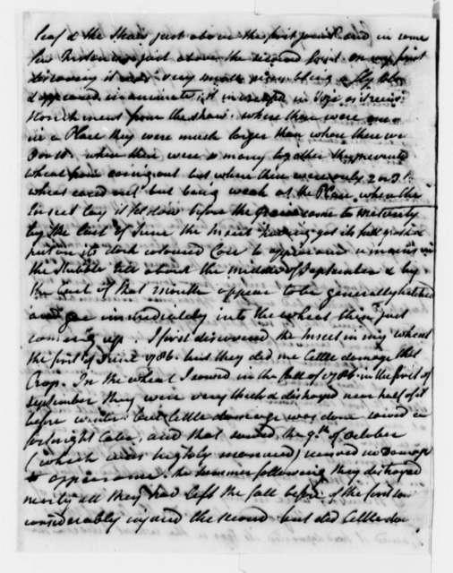 Ezra L'Hommedieu to Thomas Jefferson, September 10, 1791