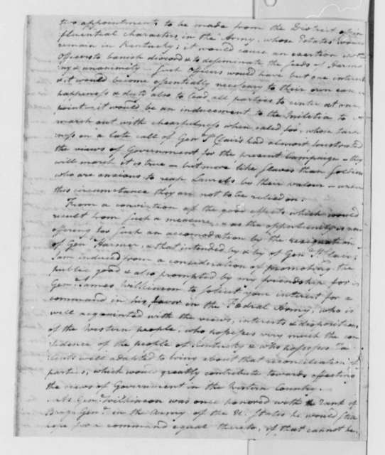 Harry Innes to Thomas Jefferson, September 30, 1791