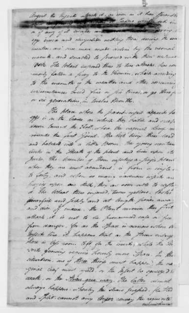 Samuel L. Mitchill, June 23, 1791, Hessian Wheat Fly Report