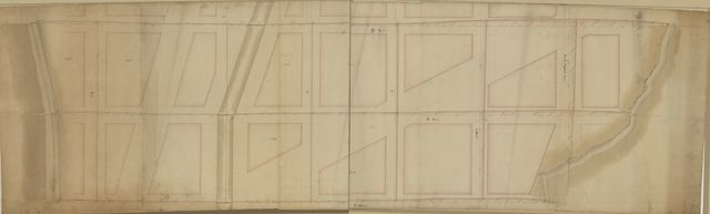 [Survey map of part of S.W. and S.E. Washington D.C.].