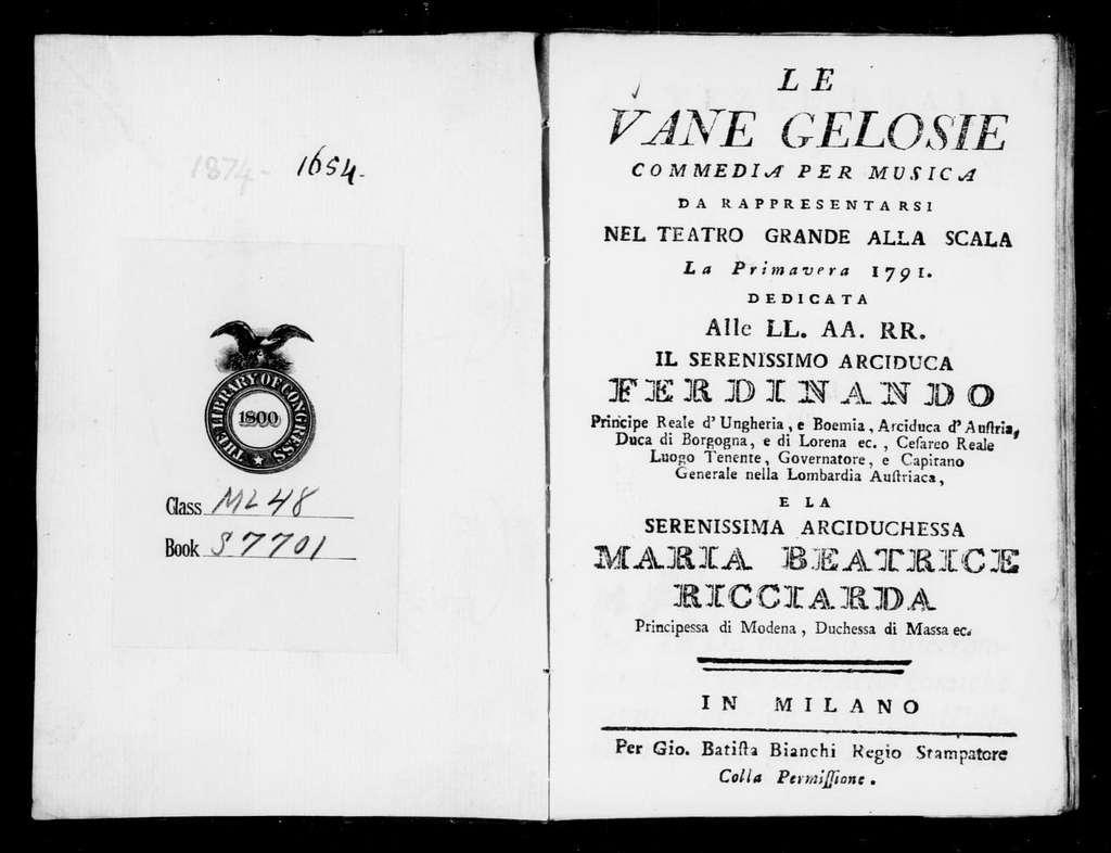 Vindemmia (ballo). 1791