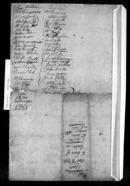 November 2, 1793, Augusta, To vest glebe lands in trustees of Staunton Academy.
