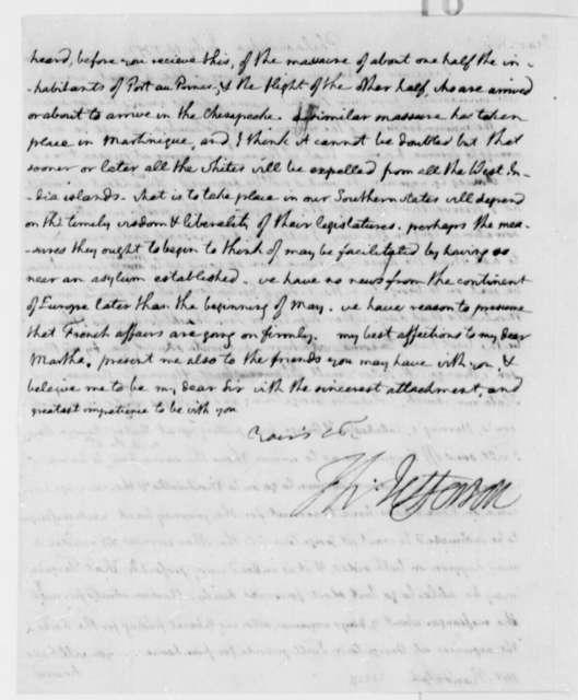 Thomas Jefferson to Thomas Mann Randolph, Jr., July 14, 1793, with Copies