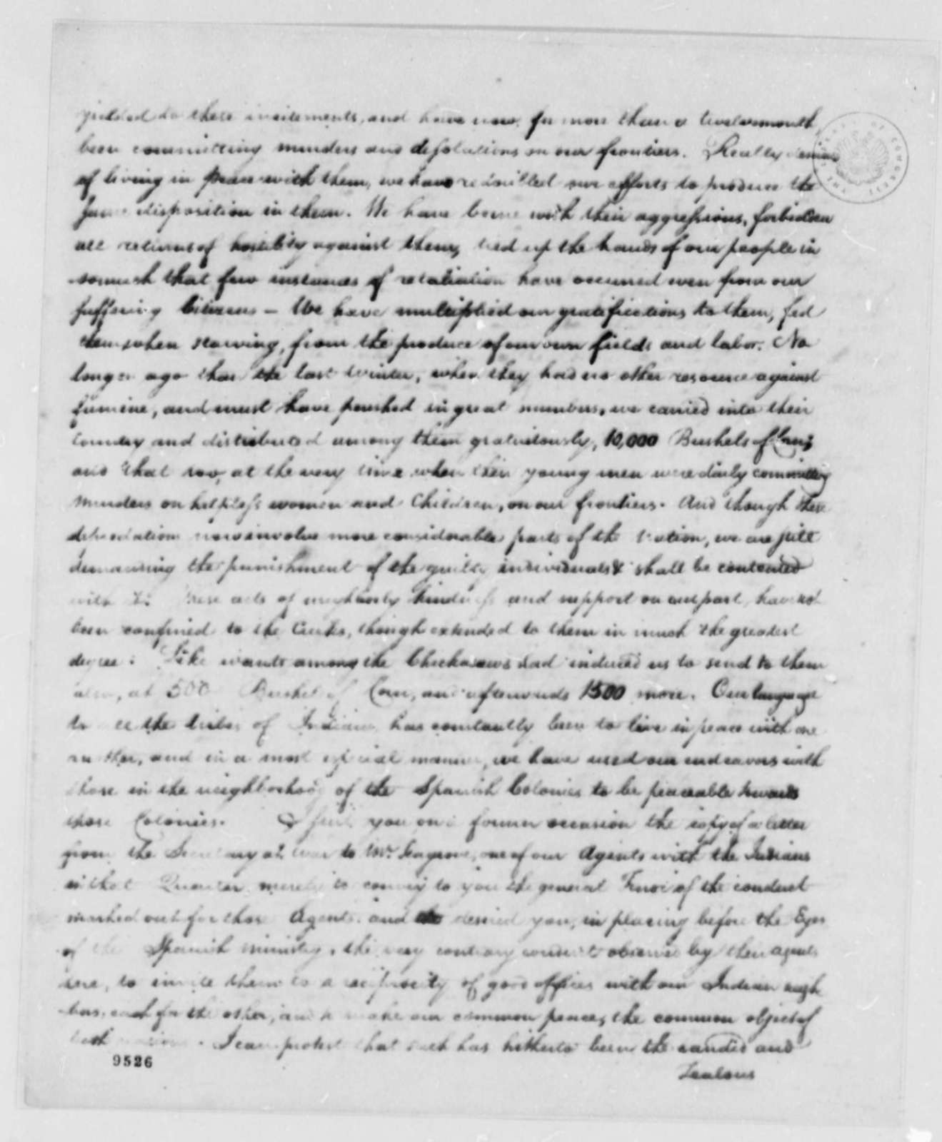 Thomas Jefferson to William Carmichael and William Short, June 30, 1793, with Copy
