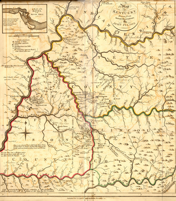The American geography, or, a view of the present situation of the United States of America : containing astronomical geography;  geographical definitions, discovery, and general description ... a particular description of Kentucky, the western territory south of Ohio, and Vermont ... with a view of the British, Spanish, French, Portuguese, and Dutch dominions, on the continent, and in the West Indies.