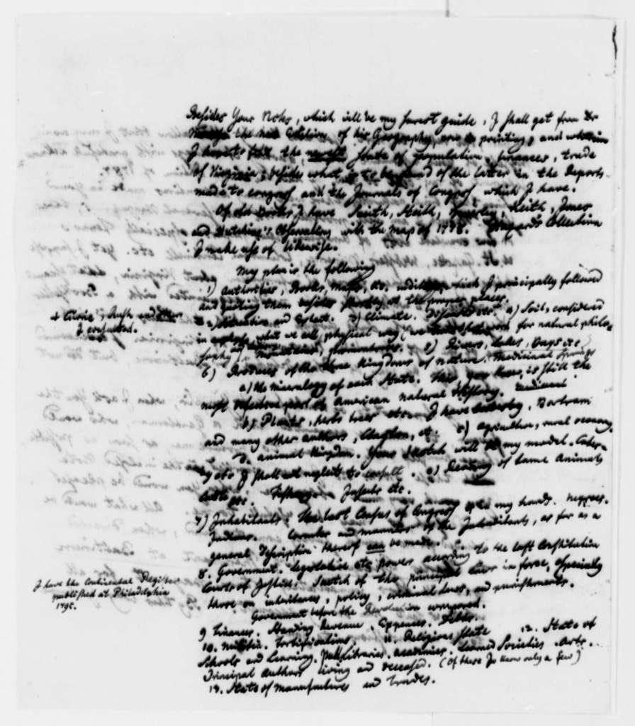 Christoph Daniel Ebeling to Thomas Jefferson, July 30, 1795