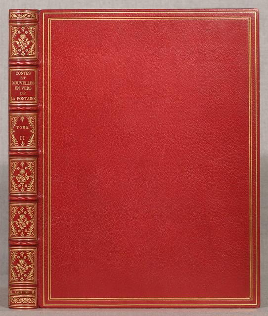 Contes et nouvelles en vers.  Paris, Imprimerie de P. Didot l'ai^ne´, 1795.  2 v. plates. 30 cm.
