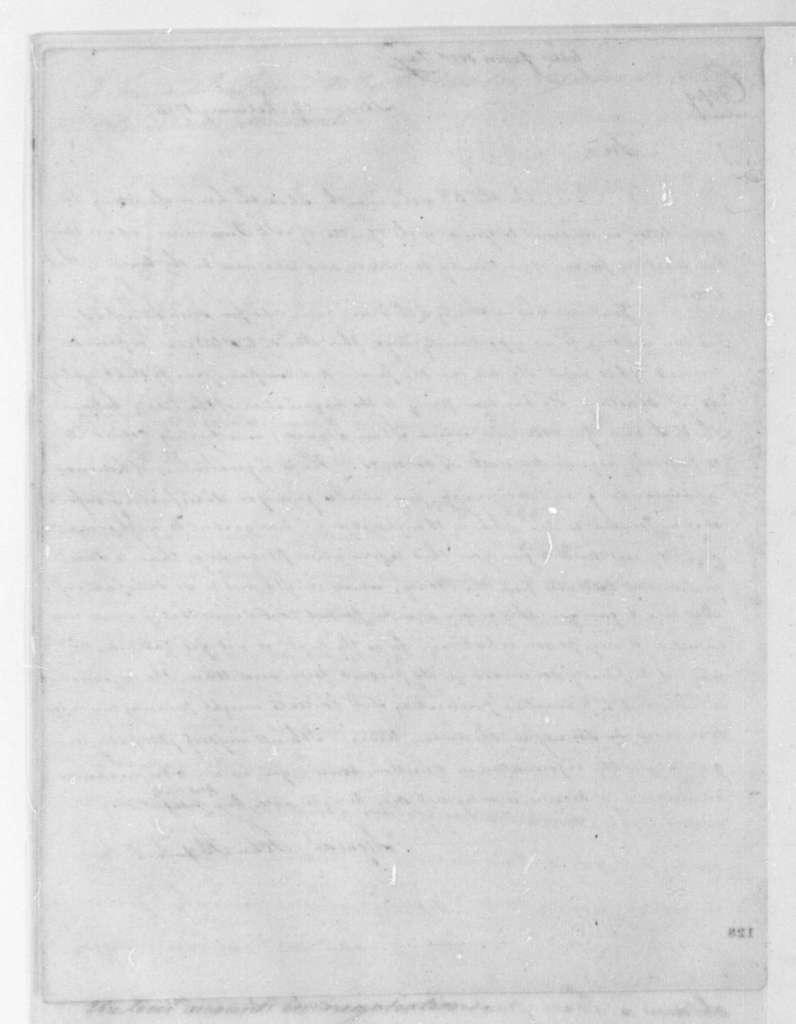 John Jay to James Monroe, February 19, 1795.