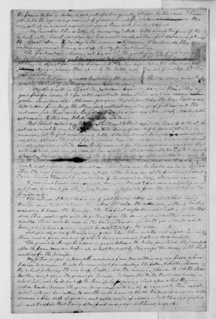 John Taylor to Thomas Jefferson, March 5, 1795